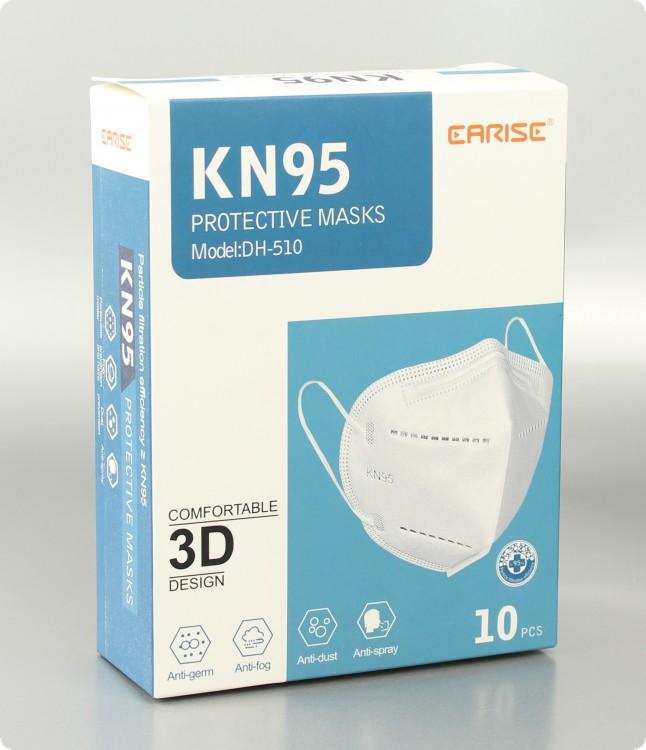 FFP2 KN95 Atem-Schutzmaske